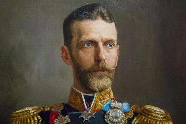 Портрет великого князя кисти В.К. Штемберга. (klin-demianovo.ru)