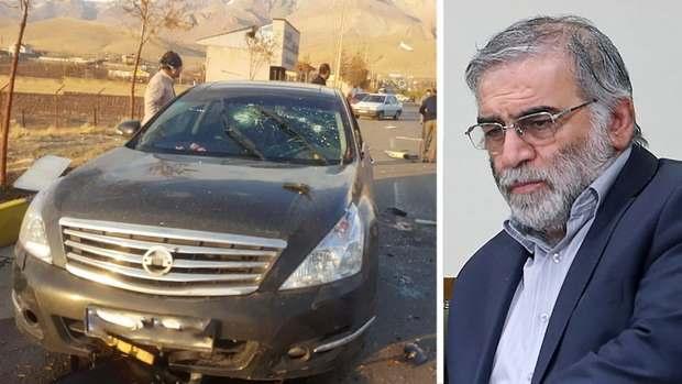 СМИ раскрыли подробности убийства физика-ядерщика в Иране