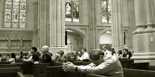 По данным опроса, треть американских католиков планируют покинуть Католическую Церковь