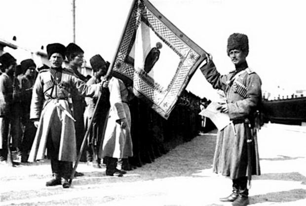 После революции политика государства была направлена на постепенное уничтожение казаков