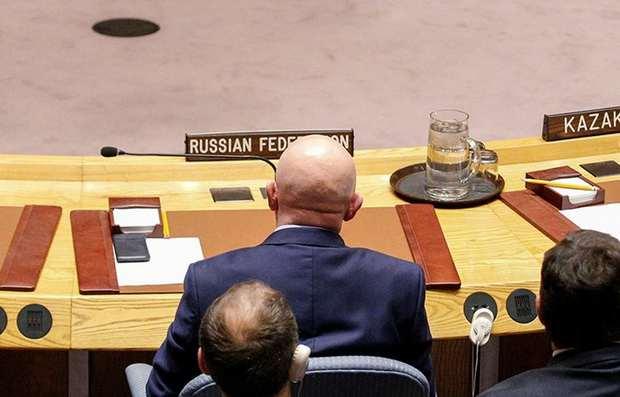 Россия заблокировала в Совбезе ООН британскую резолюцию по Йемену из-за упоминания в ней Ирана