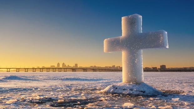 Поздравляю с большим и долгожданным праздником, с Крещением Господним!