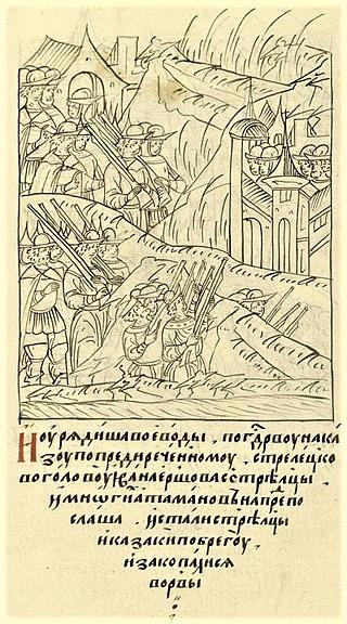 Поход на Казань. Источник: ru.wikipedia.org