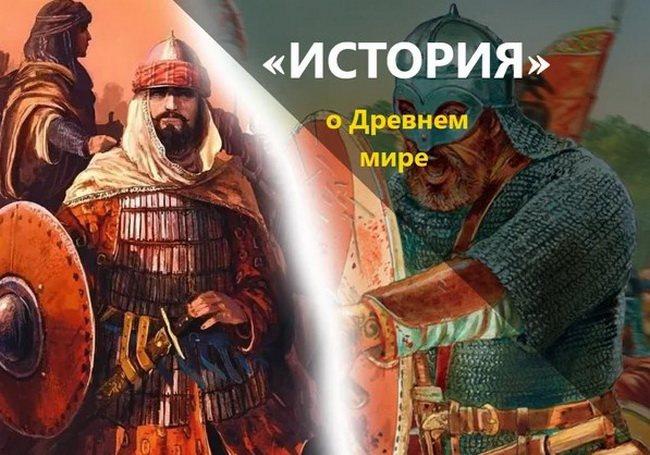 Первое знакомство и первые столкновения последователей Одина с рабами Аллаха в России…