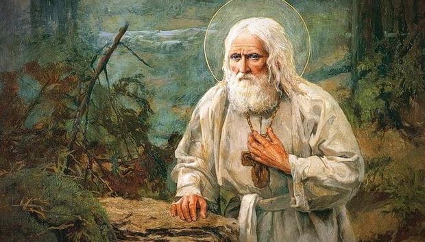 Пророчество Серафима Саровского