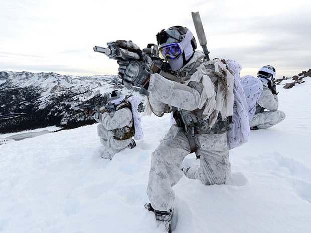 Северное командование ВС США потребовало от Трампа увеличить военное присутствие в Арктике