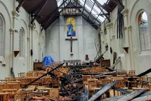 В 2019 году зафиксировано 595 преступлений на почве ненависти против христиан Европы
