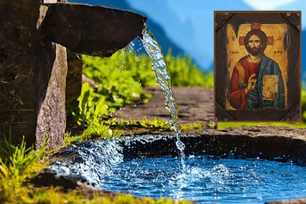 Живая Вода православие