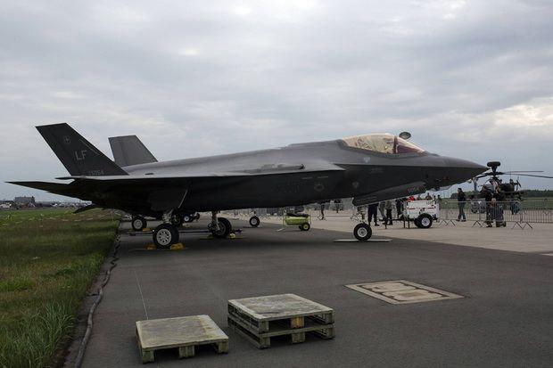 Турция закупит 120 американских истребителей F-35