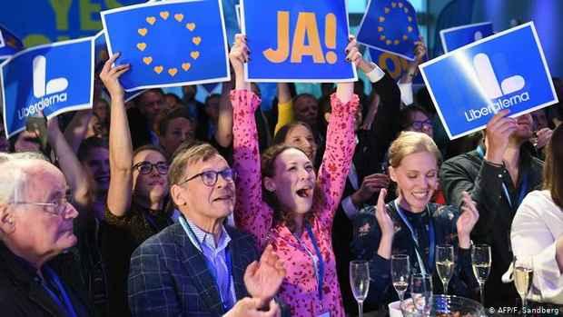 Явка на выборах в Европарламент стала рекордной за последние 20 лет