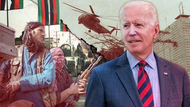 Байден пообещал отомстить за двойной теракт в Кабуле