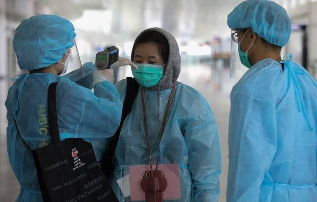 Число случаев заражения коронавирусом в Китае достигло 80860