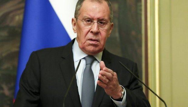 Лавров угрожает прекращением диалога России c Евросоюзом