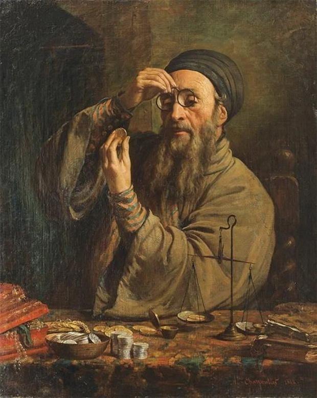 Еврей-ростовщик