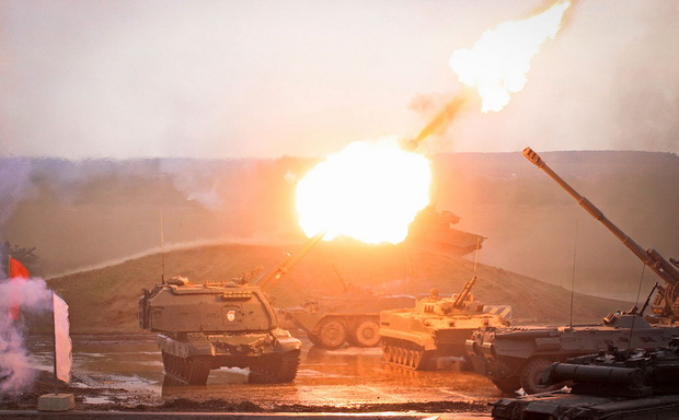 Согласно документу, НАТО намерено внимательно следить за сотрудничеством Москвы и Пекина, в особенности за их военно-техническим сотрудничеством.