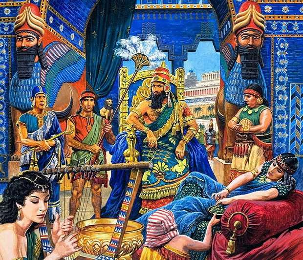 Вавилонский царь Хаммурапи / Фото: twitter.com
