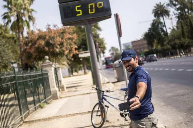 Африканская жара в Европе: температурные рекорды зафиксированы в Германии и Франции