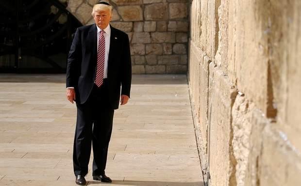 Признание Белым домом Иерусалима столицей Израиля стало бы «поцелуем смерти» для попыток решения палестинско-израильского конфликта