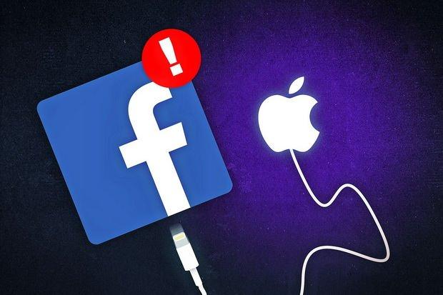 Apple и Facebook оказались на грани войны
