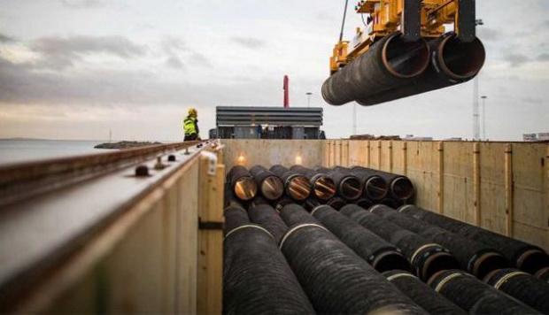 """1 января в США вступили в силу положения оборонного бюджета, который включает расширение санкций в отношении газопроводов """"Северный поток - 2"""" и """"Турецкий поток""""."""