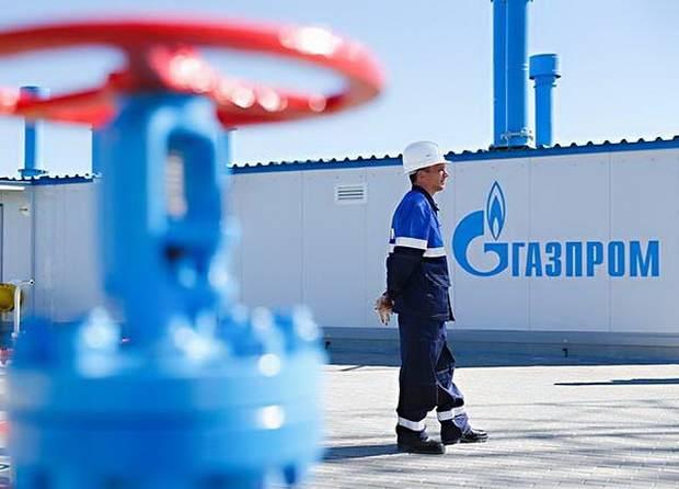 «Газпром» сократил транзит газа через Польшу на треть