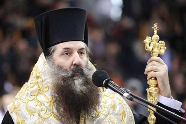 митрополит Пирейский Серафим