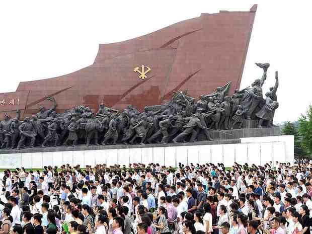 КНДР: в Пхеньяне провели многотысячный митинг против новых санкций Совбеза ООН