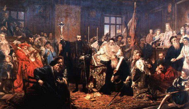 Побочным явлением Крестовых походов стало возникновение военно-монашеских орденов.