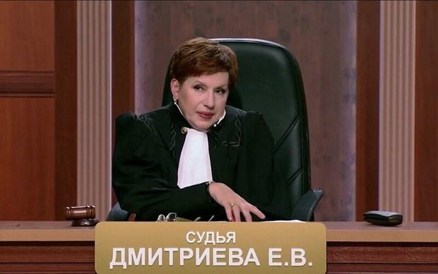 Есть на нашем телевидении такая передача «Час суда. Дела семейные».