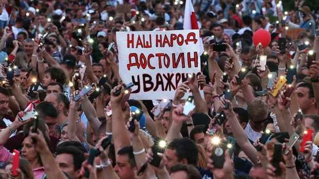 Выручка заводов в Белоруссии с бастовавшими работниками превысила 25% ВВП