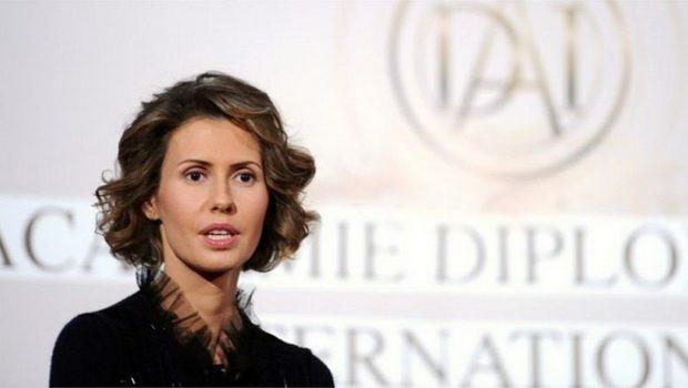 СМИ: лондонская полиция начала расследование против жены Башара Асада