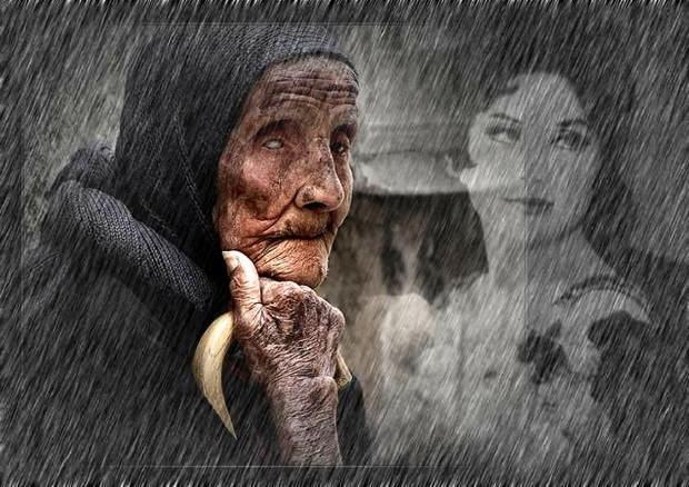 На пороге стояла женщина — из тех, кого сытая общественность пригвождает кратким словцом — «бомж».