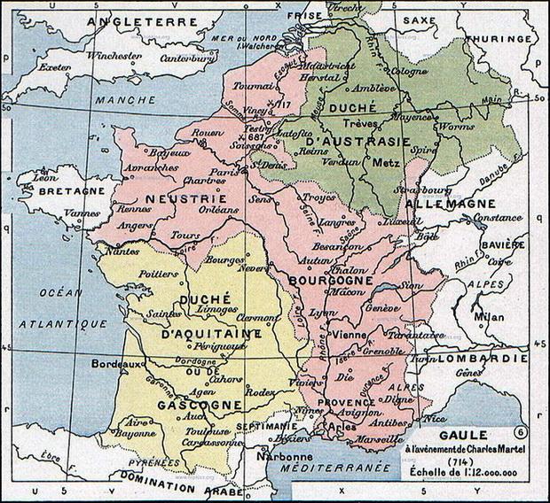Королевство франков