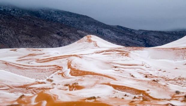На юге Африки стоят рекордные морозы