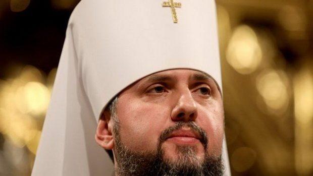 На Украине создана независимая православная церковь. Ее возглавит 39-летний митрополит Епифаний