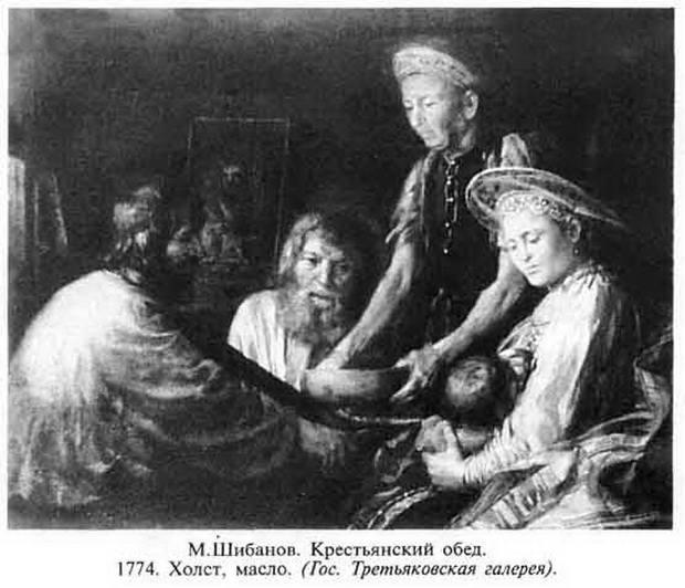 Культура выпечки ржаного хлеба складывалась веками, и к XVIII столетию она в идеальном виде представляла собой следующее.