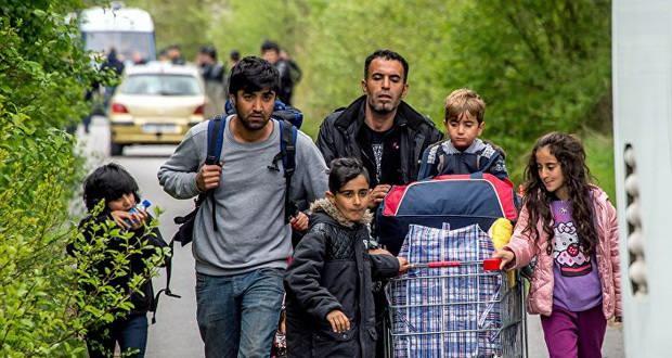 Статистика ООН по беженцам