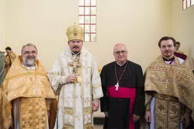 В Монако впервые совершена православная литургия архиерейским чином