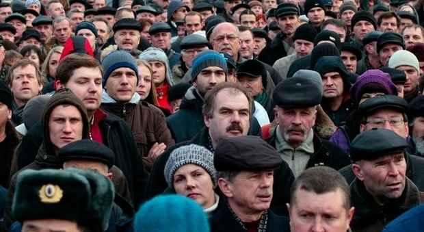 Вымирание россиян оказалось рекордным