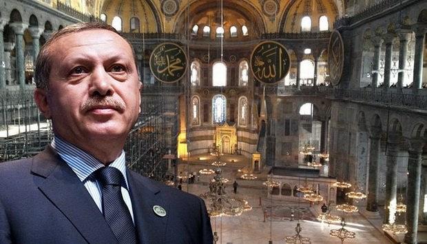 Эрдоган ответил, что это вопрос должен быть решен в первую очередь.