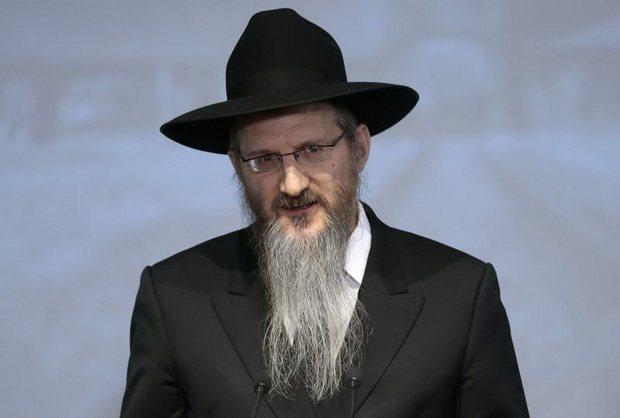 Берл Лазар считает вредным закон о защите чувств верующих