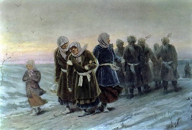 Божедомка, место массовых захоронений XVII-XVIII веков