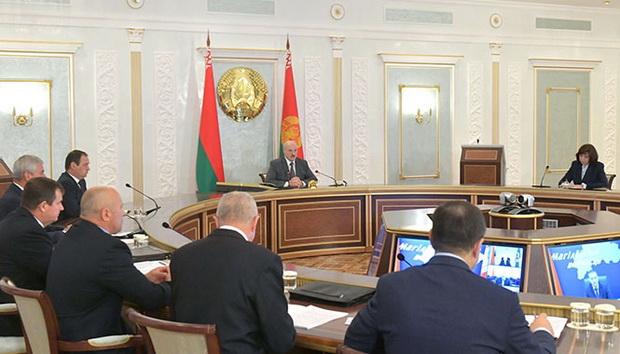 Что поручил Лукашенко