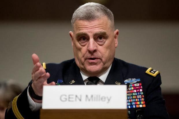 Генерал США о возможной войне с Ираном