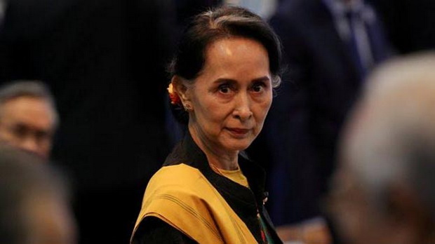 Аун Сан Су Чжи — апологет этнических чисток