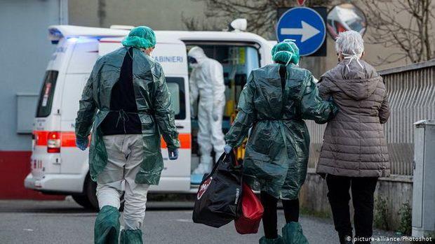 Эпидемиологическая ситуация в Италии