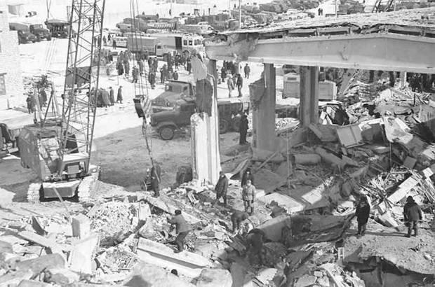Взрыв на Минском радиозаводе. 10 марта 1972 года, Минск