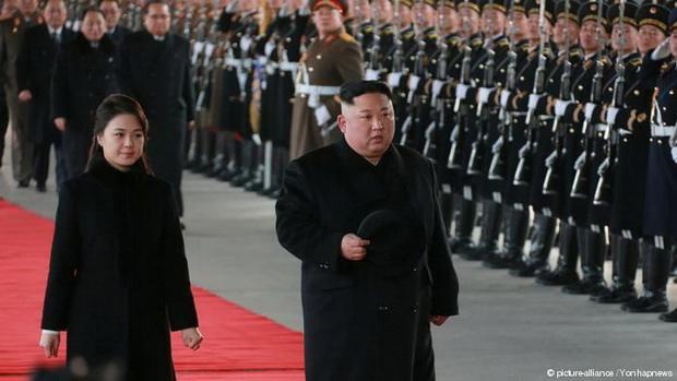 Ким Чен Ын прибыл с госвизитом в Китай