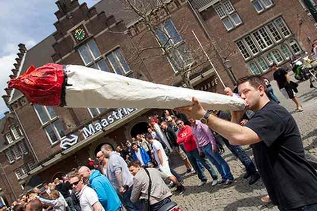 Нидерланды превращаются в наркогосударство