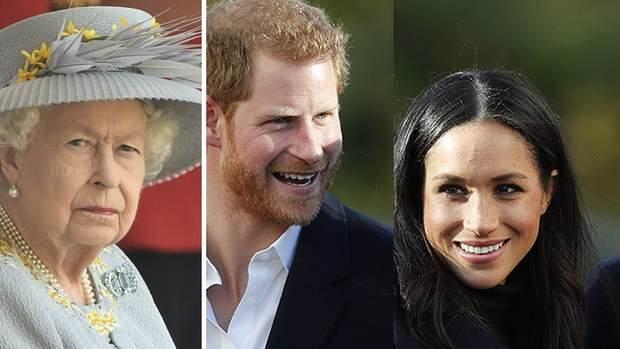 Елизавета II решила подать в суд на принца Гарри и Меган Маркл